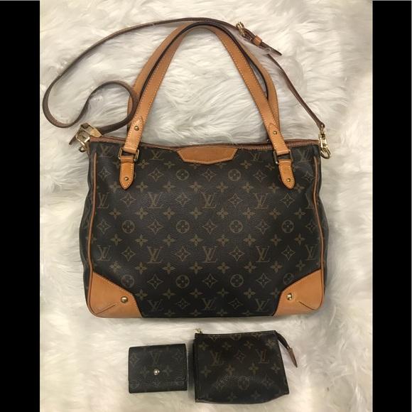 Louis Vuitton Handbags - Louis Vuitton Estrella MM  FREE Coin Holder   Bag 4680ba65cb
